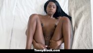 Love of money and cock - Teenyblack - young ebony teen loves sex and money