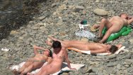 European dream public xxx - Nudist girls expose bodies at the beach