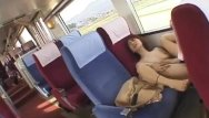 Busty asian sleeping train doggy videos - Jav risky train sex busty cheating wife subtitles