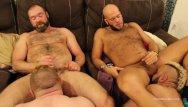 Gay hardcore orgys Amateur bears barebacking sex orgy