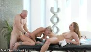 We never expected a threesome Nurumassage lucky guy isnt expecting to fuck 2 chicks 2day