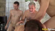 What turns men on during sex Men old and young take turns drilling mature slut vanessa videl