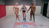 Easystand evolv adult Its a battlefield on the wrestling mat as will tile takes on alura jenson