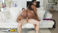 Patty cake beautiful ass Bangbros - victoria cakes gets her black big ass fucked by brad knight