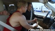 Gay pile drive Falconstudios so what ur driving let me suck ur cock, its hot