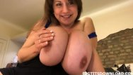 Boob bra community type - Teen with huge boobs posing on webcam her bra collection