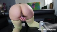 New pornstars of 2010 Fallon west putting her brand new toys to use