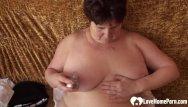 Fattie porn post - Fatty strips off her clothes for the camera