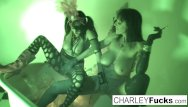 Charley chase fetish clips Busty charley chase and alia janine fuck