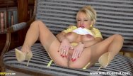 Mature in girdle galleries - Big tits blonde tara spades fingering juicy pussy in girdle nylons and desi