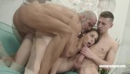What produces sperm Shadyproducer - young czech couple tricked into first threesome