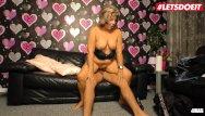 Best xxx site Letsdoeit - german gilf seduced and fucked by her husbands best friend