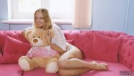 Lingerie and teddies - Diana sokolova teddy bear sex casting video