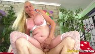Vintage skipper doll Cock hungry blonde gilf sara skippers rides a younger man