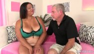 Latina spice fuck - Horny old man pummels fat latina lady spices premium plump pussy