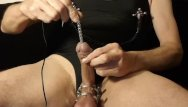 E-stim sex stories Kinky urethral fucking masoslut e-stim