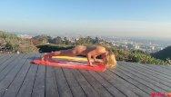 Public nude parade pics - Nikki peach nude yoga- sun salutation a