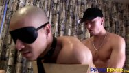 Hung gay asians porn Peterfever asian sub caged jock barebacked by hung master