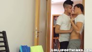 Gay amsterdam network - Raw blowjobs as two twinks suck each other off like pros
