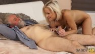 Cock man ring Daddy4k. beautiful blonde girl receives ring, flowers, and old boner