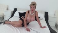 Youjizz jerk off lessons More jerk off instructions from busty mature lady sonia