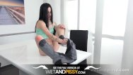 I legal teens - Barely legal babe pees and plays