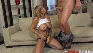 Free porn videos alyssa west Pornstarplatinum milf alyssa lynn fucks for cum on tits
