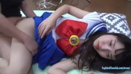 Free cute chubby pussy Debut teen seira fucks uncensored in cosplay shaved pussy chubby ass school