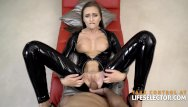 Shemale family Family with latex fetish reveal their sexiest desires
