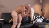 Teen girls fucking vagrant old men Daddy4k. pretty blonde-haired girl has the first old and young sex