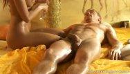 Insructions handjob Perfect big cock handjob massage
