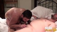 Gay brown jones Bearfilms bears tj brown and clif london doggystyle drilling