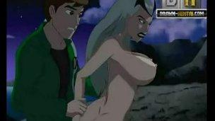 Ben 10 Porn - Charming anal
