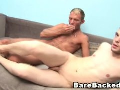 Gay Shag And Cumshot