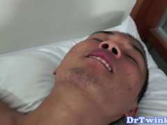 Asian Md Providing Rimjob To Patient