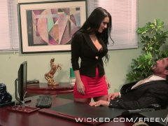 Wicked - Katrina Jade Gets Pounded By Her Boss