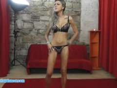 Skinny Cougar Gives Bj And Plows With Me