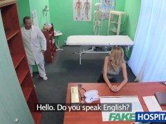 Fakehospital Tight Honeypot Makes Doctor Cum