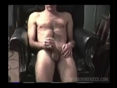 Mature Amateur Pete Jacking Off