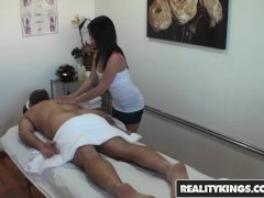 Reality Kings - Amateur Japanese Teen Heads The Extra Mile After Massage