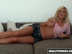 Reality Kings - Cum Fiesta - Veronica Rodriguez Jmac - Reign On Me