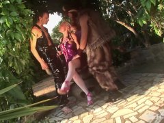 Fairy Luvs Threesome Sex