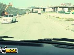 BANGBROS - The Bang Bus Picks Up A Hooker Named Victoria Gracen