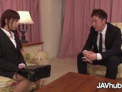 Javhub Miho Miyazawa Gets Ravaged At Her Interview
