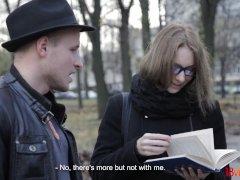 18videoz - Alice Marshall - How to seduce a nerdy teen