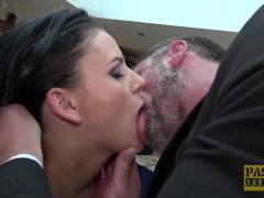 PASCALSSUBSLUTS - Busty Scarlett Star dominated by Master