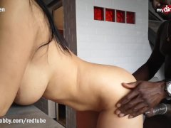 Mydirtyhobby - Kira-queen Bi-racial Big Black Cock While Cheating Spouse Films It P2