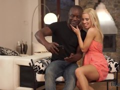 BLACK4K. Caring black lover knows how to make his girlfriend happy