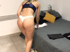 Don't Tell Anyone About This! Helping My Ultra-kinky Step-mom Spread Gabby Ferraz