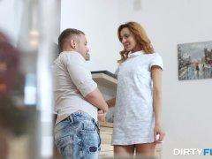 Dirty Flix - Lina Montana - Lina Montana: Redhead Desires